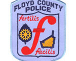 Floyd County Police Names Officer of the Year
