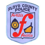 Floyd County Police Name Jeff Jones Major