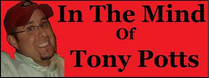 In the Mind of Tony Potts 'The End is in Sight' November 20