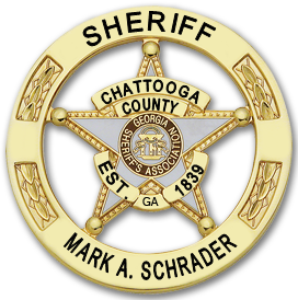Chattooga County Arrest Tuesday September 10 2019