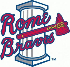 Rome Braves Roster Moves