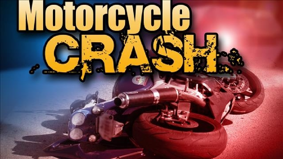One Seriously Injured in Motorcycle Wreck