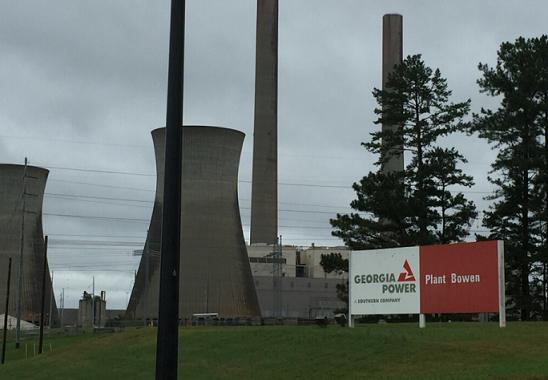 2 Injured at Georgia Power's Plant Bowen