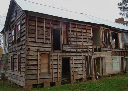 Cave Spring Historical Society Votes on Vann Cherokee Cabin's Future