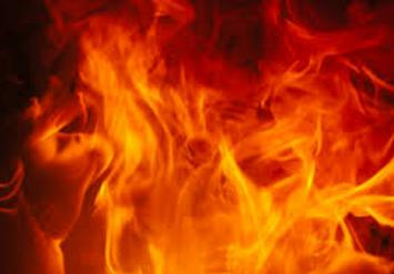 Fire Destroys Home on Floyd County Line