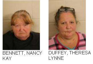 Rome Women Charged with Scamming Elderly