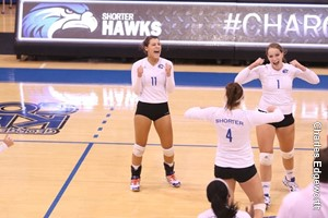 Lady Hawks picked to finish 3rd, Estep named Preseason All-GSC