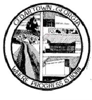 Cedartown Ask Residents to Conserve Water During Drought