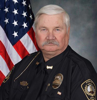 Dep.Chief Lonzo Grover Roberson, age 68, of Buchanan
