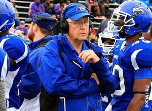 Shorter University Head Football Coach Phil Jones to Retire