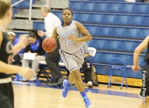 Trio in Double Figures Helps Lady Hawks Defeat UWA