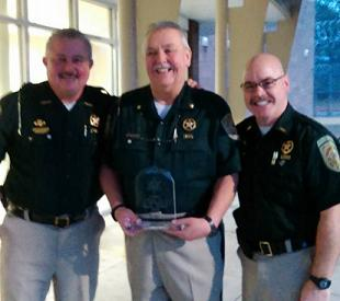 Floyd County Sheriff's Office Recognizes Employees & Volunteers
