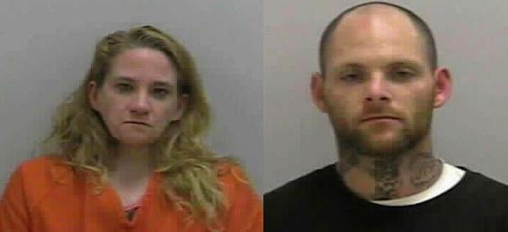 2 Charged with Armed Robbery of Cartersville Hotel
