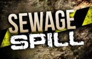 Two Sewage Spills Reported in Rome