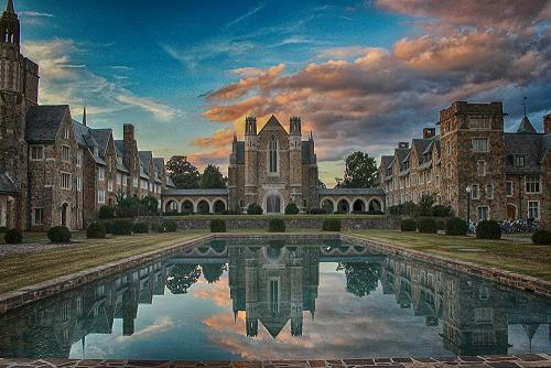 Berry College Ranked #3 for Undergraduate Teaching