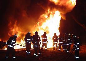 Calhoun Man Burned Inside Camper