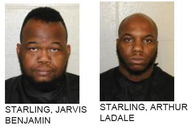 Rome Brothers Found With Drugs and Gun