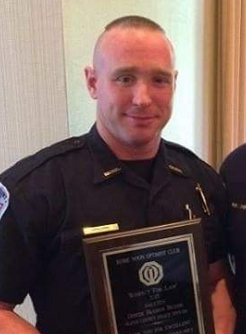 Injured Floyd County Police Officer Making Great Strides