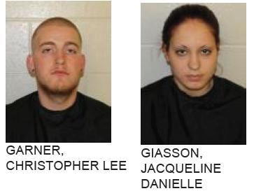 Rome Couple Charged with Theft