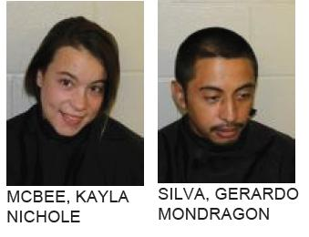 Two Arrested in Cave Spring Burglary