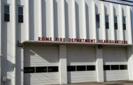 Rome Fire Department Raising Money For Memorial Plaza
