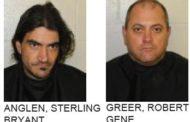 Rome Men Charged with Felony Burglary