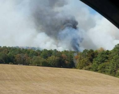Update on Wildfires in Floyd and Polk Counties