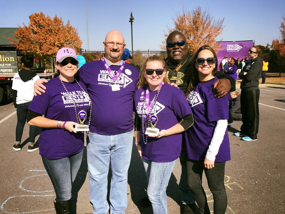 Alzheimer's Walk in Rome Raises Close to $80K