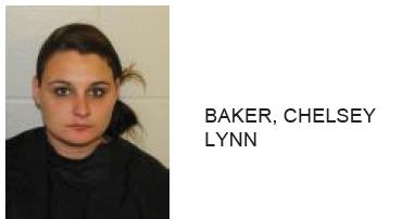 Silver Creek Woman Found with Cocaine, Wanted in Walker County