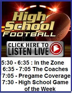 High School Football LISTEN LIVE