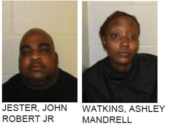 Shoplifting Suspects Found with Cocaine and Marijuana