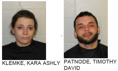 Rome Couple Charged with Burglarizing Home