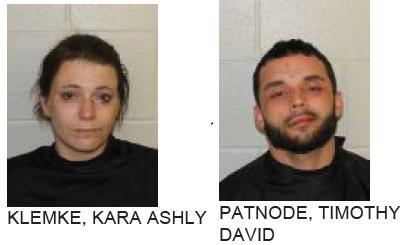 Rome Couple Charged with Burglarizing Home