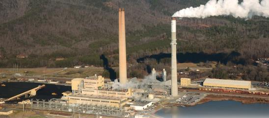 Georgia Power Seeks Close Coosa's Plant Hammond