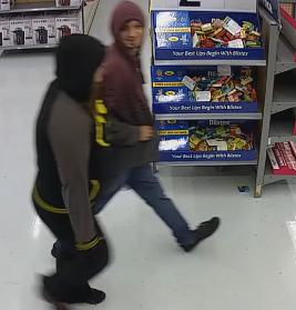 Rome Police Need Help In Identifying Theft Suspects