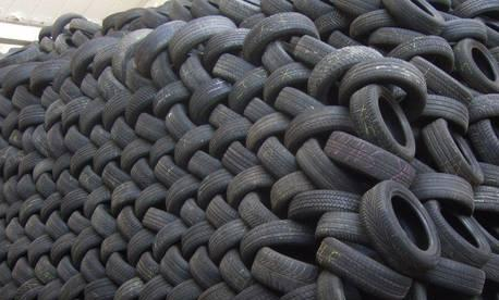 Tire Recycling Event  Collects Over 35 tons of Tires