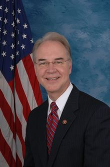 Georgia Rep. Named to Take Over Health and Human Services for President Trump