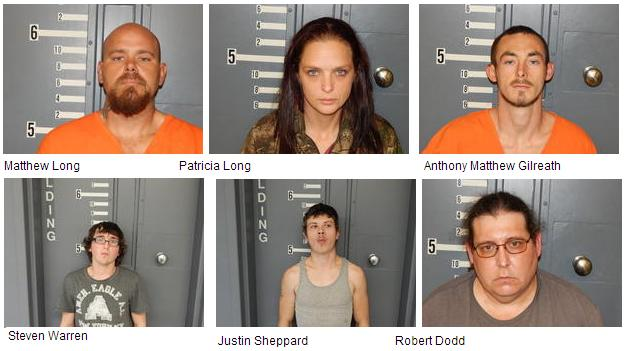 Sheriff's Office Investigators Make Arrests on Multiple Burglaries