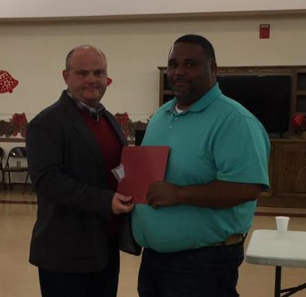 Rome Man Honored by Bartow County Fire Department