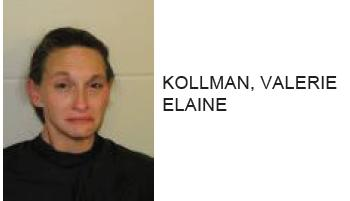 Rome Woman Found with Drugs while Shoplifting at Walmart