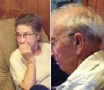 Missing Elderly Couple Found