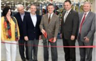 Shaw Holds Ribbon Cutting for Adairsville Plant