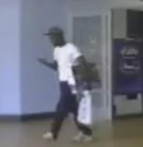 Rome Police Need Help in Identifying Theft Suspect