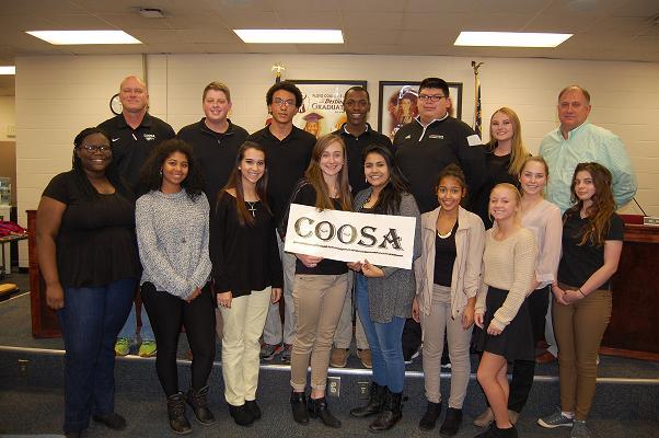 Coosa High advances to Georgia Academic Decathlon