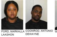 Four Charged with Shoplifting from Rome Mall