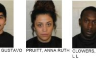 Three Arrested after Police Find Synthetic Marijuana