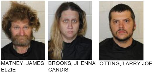 Three Arrested During Drug Deal in Rome