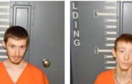 Gaylesville Men Arrested on Burglary and Drug Charges