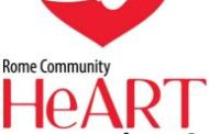 4th Annual Rome Community HeART Project