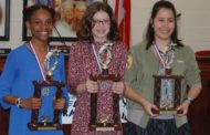 Armuchee Middle seventh grader repeats as oratorical champion